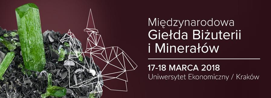 Miedzynarodowa Giełda Biżuterii i Minerałów | Kraków
