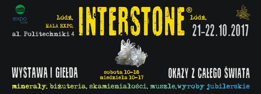 Interstone, targi i giełda w Łodzi 21-22.201.2017 r.
