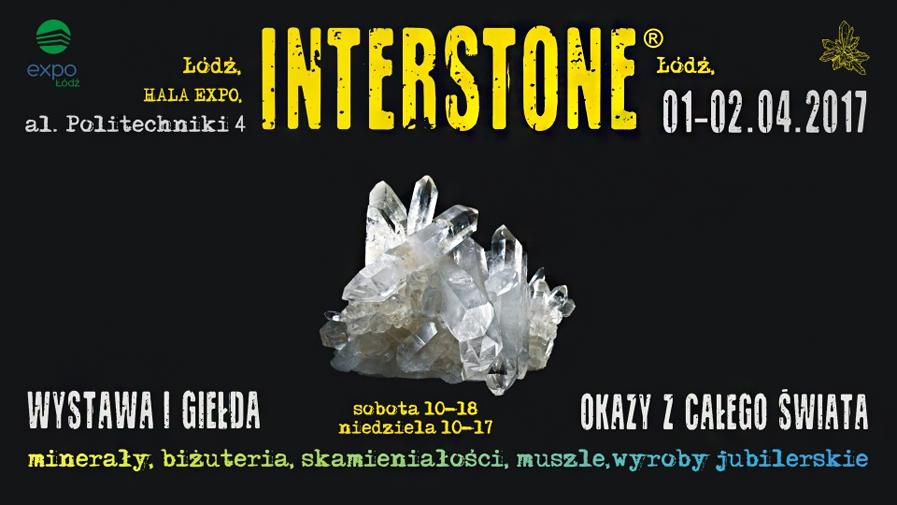Interstone - 50 edycja, 1-2 kwietnia 2017 r.